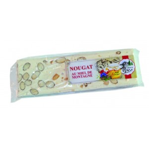 Alps Nougat Almond Hazelnut