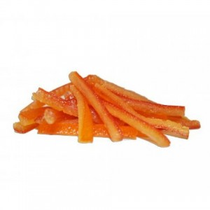 Candied oragne peel
