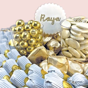 Simply Gold & White