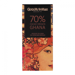 Amatller Ghana Origin - 70% Dark Chocolate
