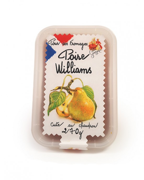 Pear William Paste