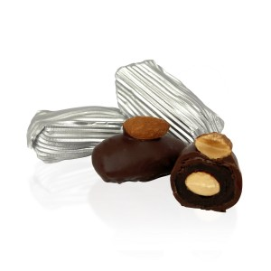Dates with Almond Centre dipped in 70% Dark Chocolate