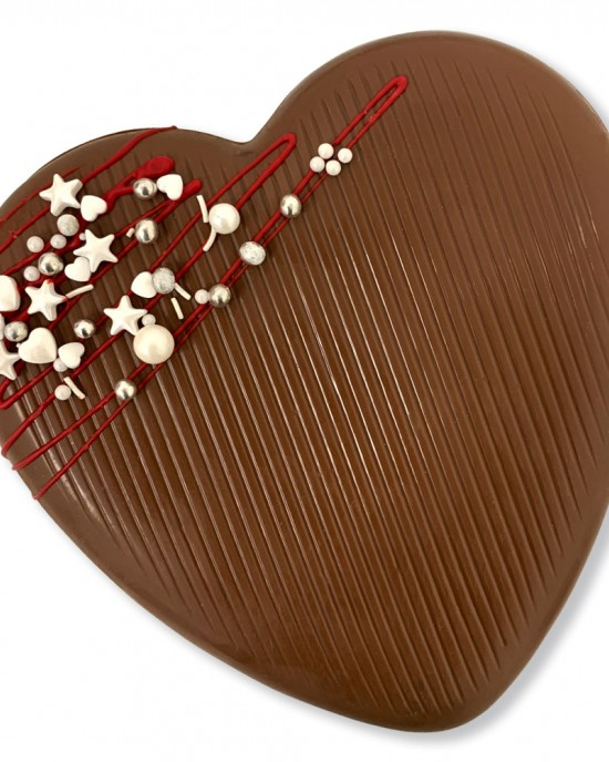 Surprise Chocolate Heart