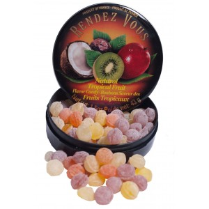 Rendez-Vous Mini Candy Tropical Fruits