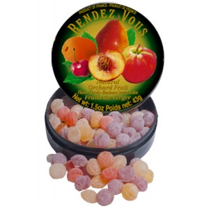 Rendez-Vous Mini Candy Orchard Fruits