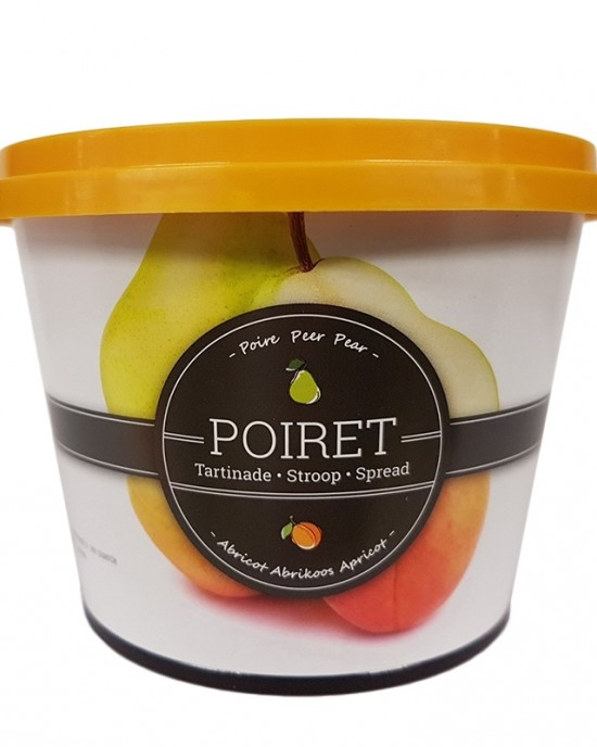 Pear Apricot Spread 100% Fruits