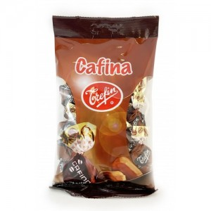 Cafina Coffee Filled Candy