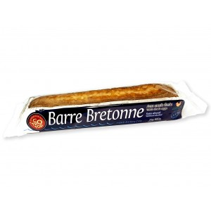 Barre Bretonne Cake with fresh eggs