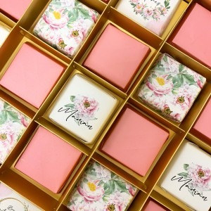 Spring Floral Mother's Day Box of Chocolates
